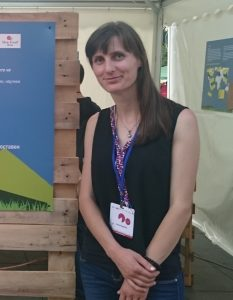 Elena Karovska (Slow Food Bitola- Macedonia)