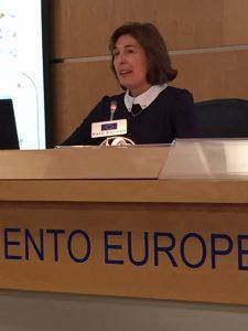 Inés Blanco, Jefa de Area de Gestión de Riesgos Biológicos, AECOSAN. Foto: Joaquín Manchado