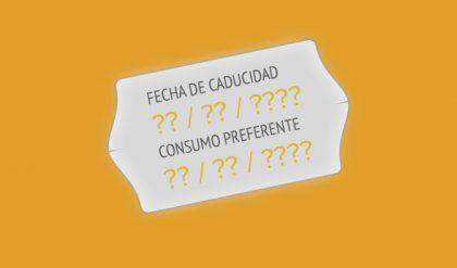 CURSO ONLINE FECHA DE DURACIÓN MÍNIMA/FECHA DE CADUCIDAD Y ESTUDIOS DE VIDA ÚTIL