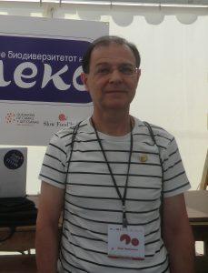 Angel Nepomuceno en Terramadre Balcanes