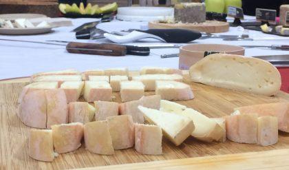 La fiesta del queso en el Salón de Gourmets