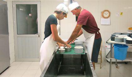 El «APPCC» de las pequeñas queserías: curso en Cantabria