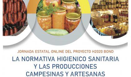LA NORMATIVA HIGIENICO SANITARIA Y LAS PRODUCCIONES CAMPESINAS Y ARTESANAS